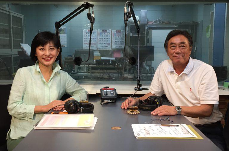ラジオ「よろず経営塾」7月は『リアル店舗の小売・飲食業の売上拡大』がテーマ